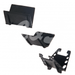 PLASTIC CORNER FITTINGS FOR STRAPPING