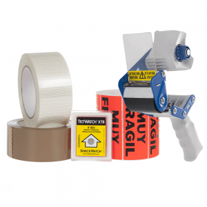 ADHESIVE TAPE, INDICATORS, SEALS AND LABELS